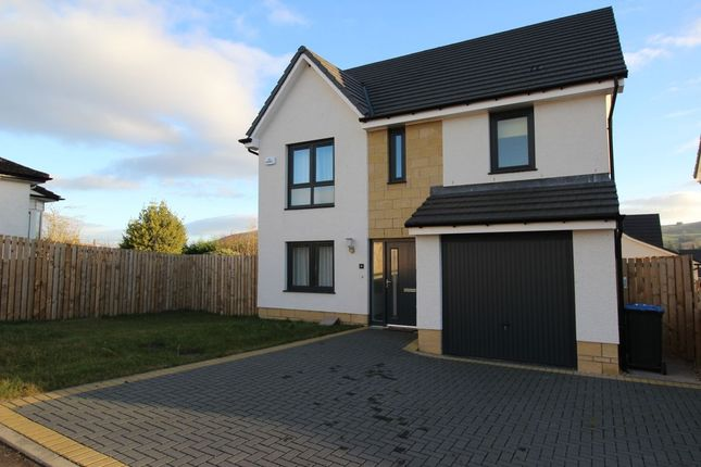 Thumbnail Detached house to rent in Larch Close Townhead, Strathearn Gardens, Auchterarder