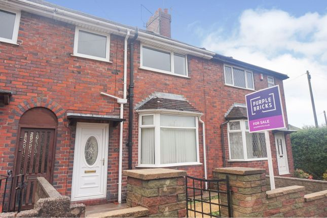 3 bed terraced house for sale in May Avenue, Stoke-On-Trent ST6