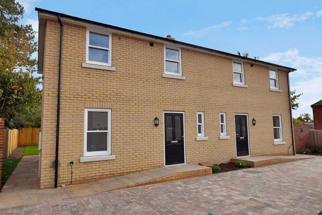 Thumbnail Semi-detached house for sale in High Street, Kelvedon, Colchester