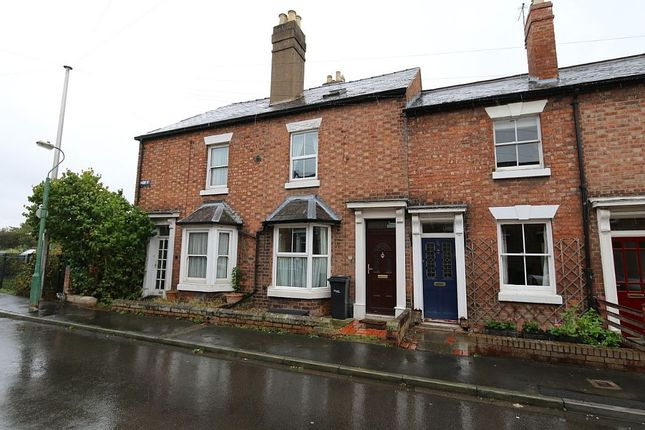 Thumbnail Terraced house for sale in Queen Street, Shrewsbury, Shropshire