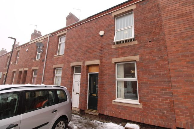 2 bed terraced house for sale in 20 Sheardown Street, Doncaster, South Yorkshire DN4