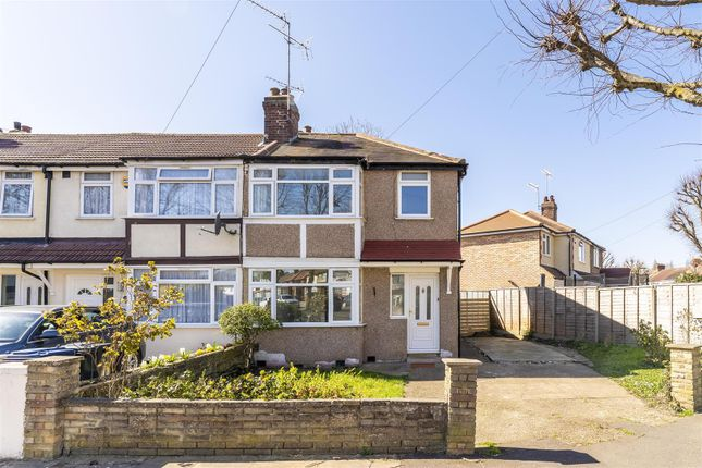 Thumbnail Semi-detached house to rent in Lee Road, Perivale, Greenford