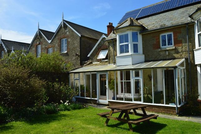 Thumbnail Cottage to rent in The Terrace, Chale, Ventnor