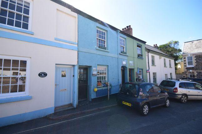 Thumbnail Cottage for sale in 84, Irsha Street, Appledore, Bideford