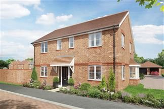 Thumbnail Detached house for sale in Chinnor Garden Centre, Thame Road, Chinnor