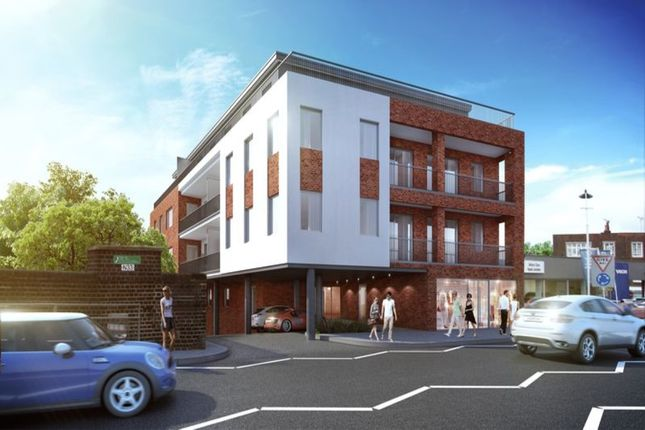 Thumbnail Flat for sale in The Cube, 185 High Road, Chigwell, Essex