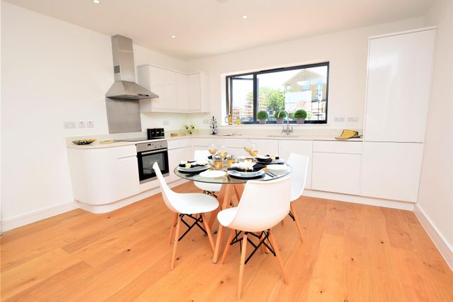 Thumbnail Bungalow for sale in Haslemere Avenue, Mitcham