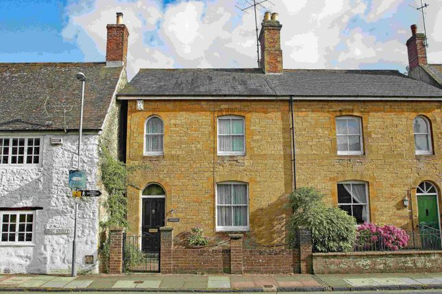 Thumbnail End terrace house to rent in Sweet Down, Long Street, Sherborne, Dorset