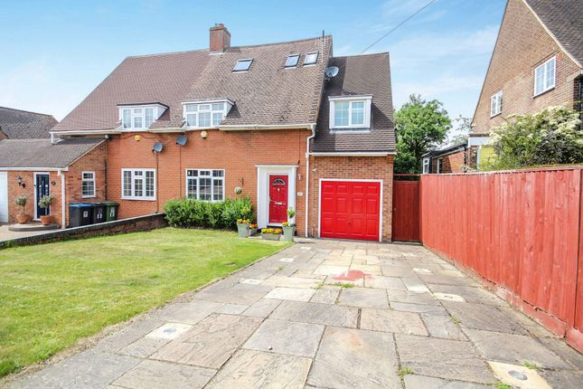 Thumbnail Semi-detached house for sale in Stonelea Road, Hemel Hempstead