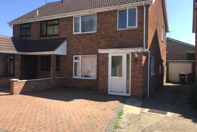 Thumbnail Property to rent in Juniper, Crescent, Peterborough