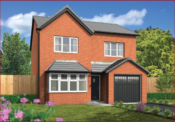 Thumbnail Detached house for sale in Haslingden Road, Blackburn
