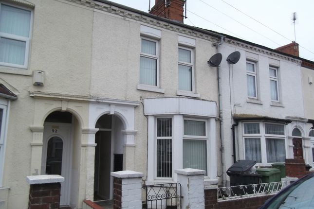 Thumbnail Shared accommodation to rent in Albert Road, Wellingborough