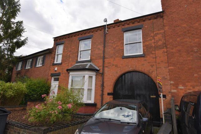 Terraced house for sale in Margaret Road, Harborne, Birmingham