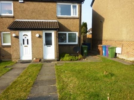 Thumbnail Flat to rent in Fairhaven Road, Summerston, Glasgow