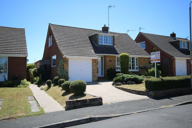 Thumbnail Detached house for sale in Wessington Park, Calne