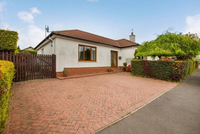 Thumbnail Bungalow for sale in Laigh Road, Newton Mearns, Glasgow, East Renfrewshire