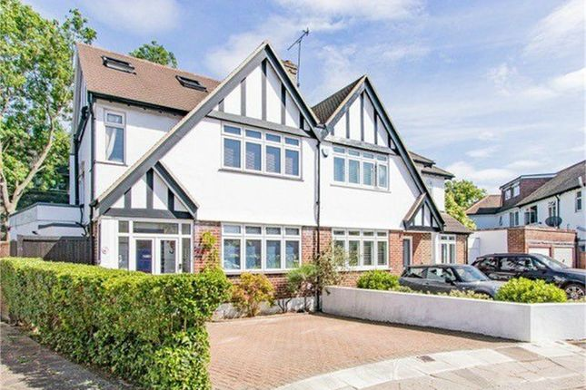 Thumbnail Semi-detached house for sale in East Close, Greenford, Greater London