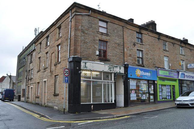 Thumbnail Retail premises for sale in Blackburn Road, Accrington