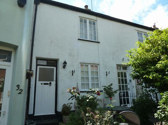 Thumbnail Terraced house to rent in Newtown, Sidmouth