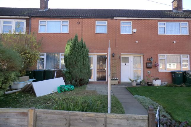 Thumbnail Terraced house to rent in Donegal Close, Coventry
