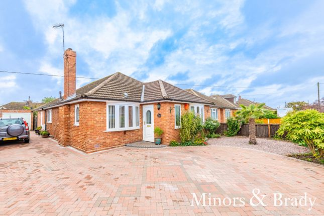 2 bed detached bungalow for sale in Falcon Road West, Sprowston, Norwich NR7