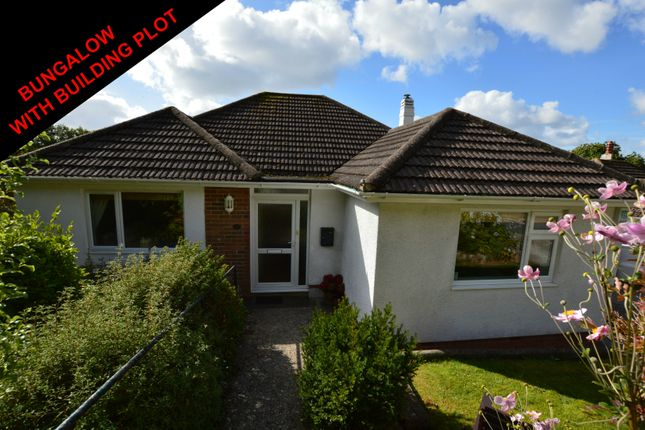 Thumbnail Detached bungalow for sale in Brunel Avenue, Torquay