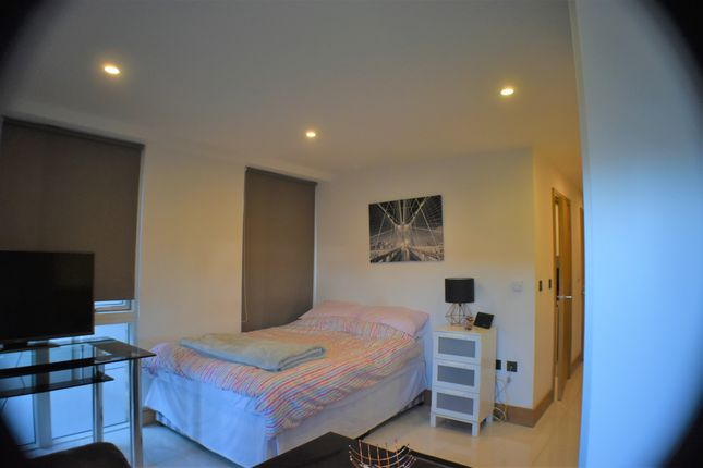 Thumbnail Flat for sale in Churchway, London