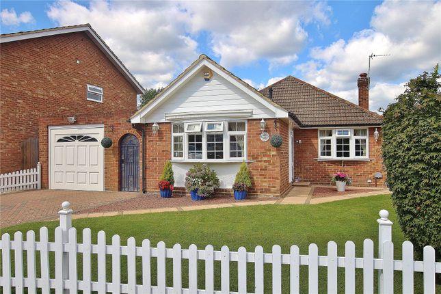 Thumbnail Detached bungalow for sale in West End, Woking, Surrey
