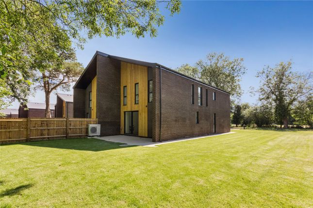 Thumbnail Detached house for sale in Hastingwood Park, Harlow Common, Essex