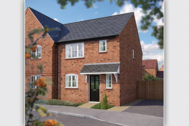 "Thumbnail Property for sale in ""The Southwold"" at Ash Road, Cuddington, Northwich"