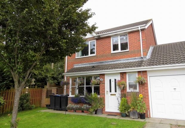 Thumbnail Detached house for sale in Helmsley Drive, Coundon, Bishop Auckland