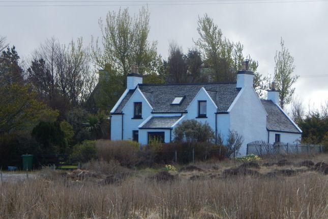 Thumbnail Detached house for sale in 12 Upper Breakish, Broadford, Isle Of Skye
