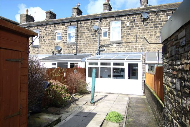 Thumbnail Terraced house for sale in North View, Keighley Road, Cross Hills