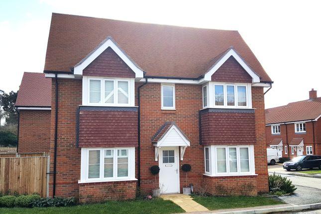 Thumbnail Detached house for sale in Carter Drive, Broadbridge Heath, Horsham