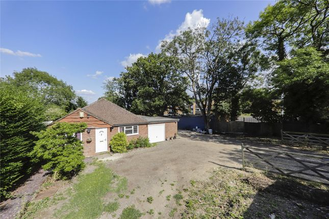 Thumbnail Bungalow for sale in Terrace Road South, Binfield, Bracknell, Berkshire