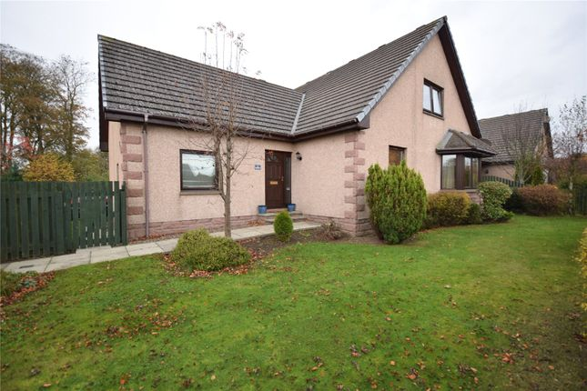 Thumbnail Detached house for sale in Antiquary Gardens, Arbroath, Angus