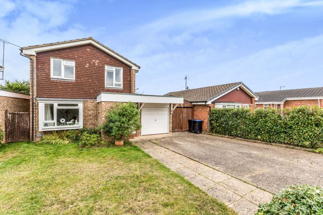 3 bed detached house for sale in Thursby Road, Woking GU21
