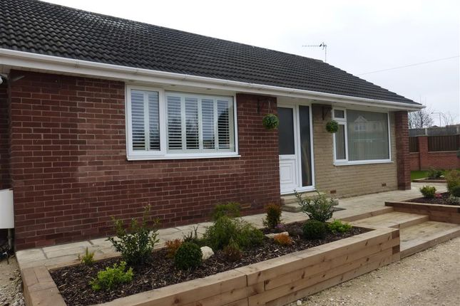 2 bed detached bungalow to rent in Scrooby Road, Harworth, Doncaster DN11