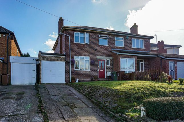 3 bed semi-detached house for sale in King George Crescent, Walsall WS4