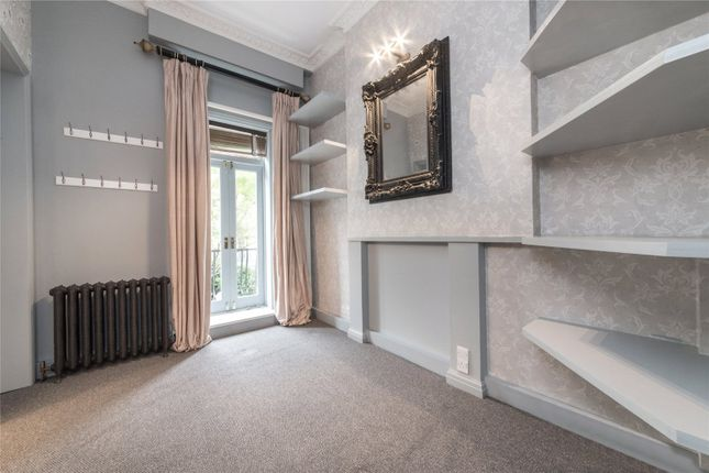 Bedroom of Albert Terrace, Primrose Hill, London NW1