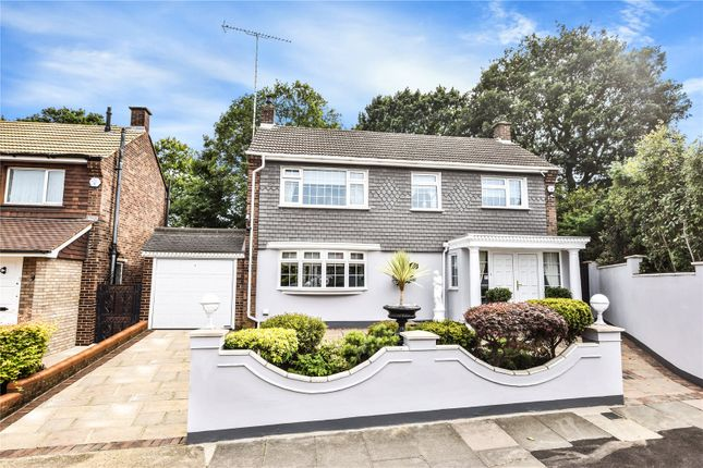 Thumbnail Detached house for sale in Chalet Close, Bexley, Kent