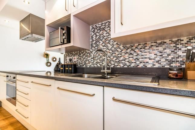 Kitchen Area of Worsley Street, Manchester, Greater Manchester M15