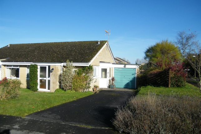 Thumbnail Bungalow for sale in Wycombe Close, Derry Hill, Calne