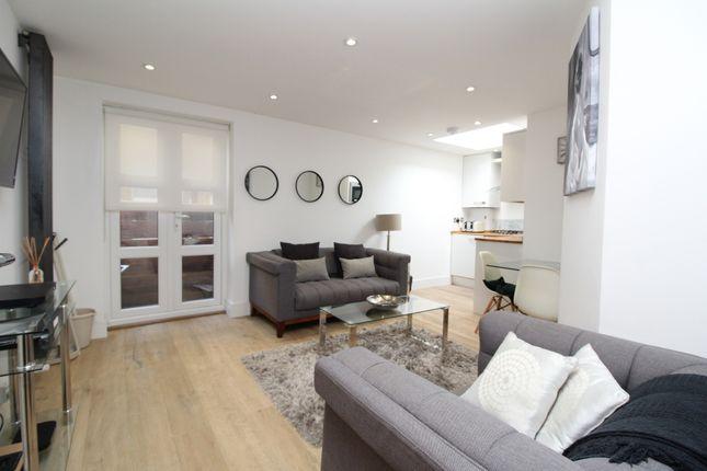 Thumbnail Maisonette to rent in Coldharbour Lane, London