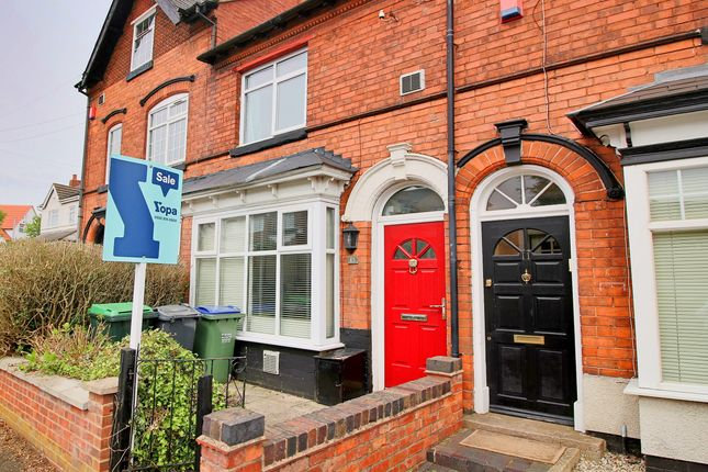 Thumbnail Terraced house for sale in Harborne Road, Bearwood, Smethwick