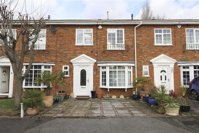 Thumbnail Terraced house for sale in Catherines Close, West Drayton, Middlesex