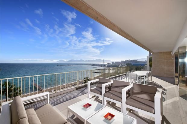 Thumbnail Apartment for sale in La Croisette, Cannes, French Riviera, 06400