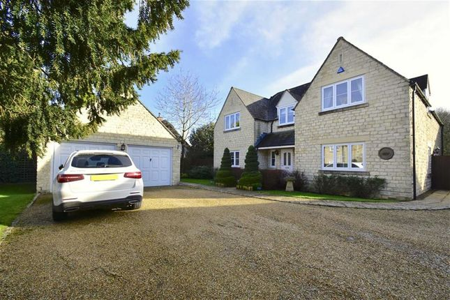 Thumbnail Detached house for sale in Church Road, Weston-On-The-Green, Bicester