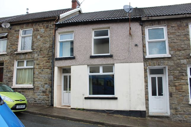 Thumbnail Terraced house for sale in Marian Street, Tonypandy