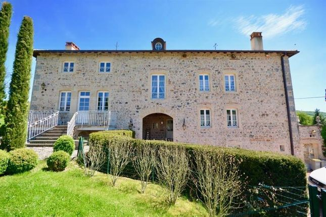 Thumbnail Property for sale in Tramayes, Bourgogne, 71520, France